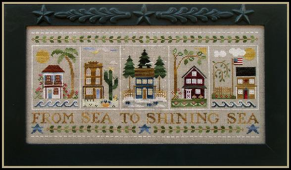Wisdom  from the Scripture Series Thread packs-Little House Needleworks-New